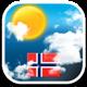 Været i Norge